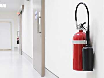 Как выбрать огнетушитель для офиса