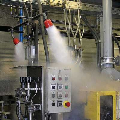Комплектация пожарным оборудованием заводов