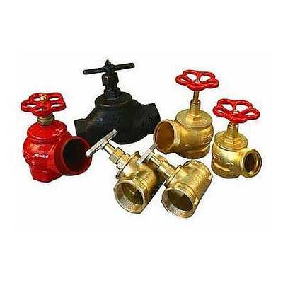 Клапаны пожарного крана