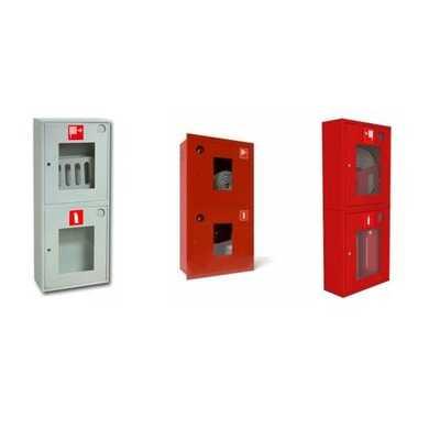 Пожарный шкаф ШПК - 320  для пожарного рукава и двух огнетушителей