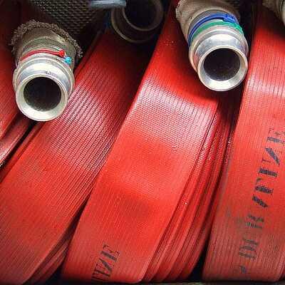 Пожарные напорные рукава