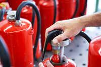 Утилизация на порошковых огнетушителях