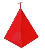 Пирамида для гидранта пожарного
