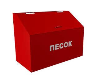 Металлический ящик для песка  1,0 м³ — ЯП-1 разборный