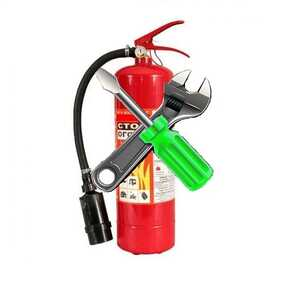 Перезарядка огнетушителя ОВП-10